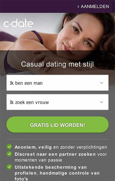 Elementen speed dating